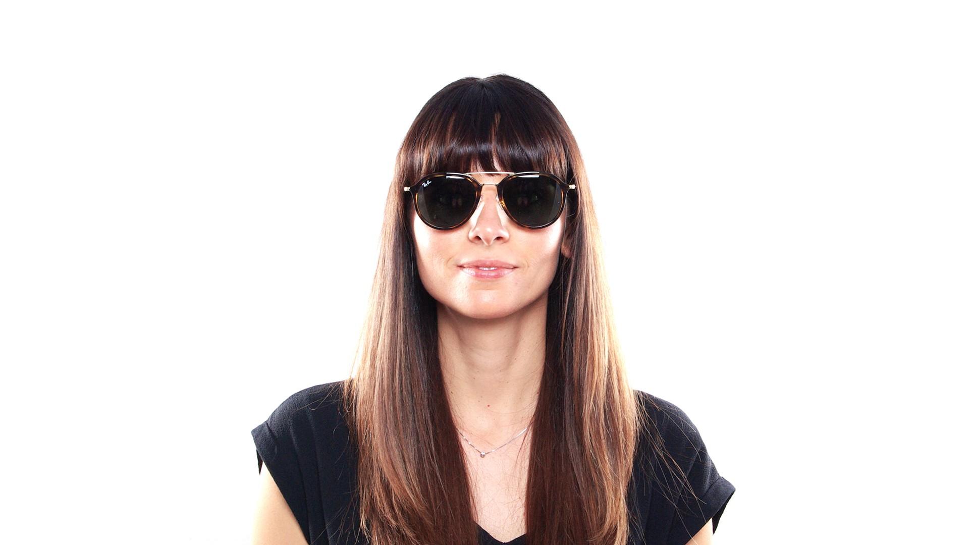 08efa1623ab9e Sunglasses Ray-Ban RB4253 710 53-21 Tortoise Medium