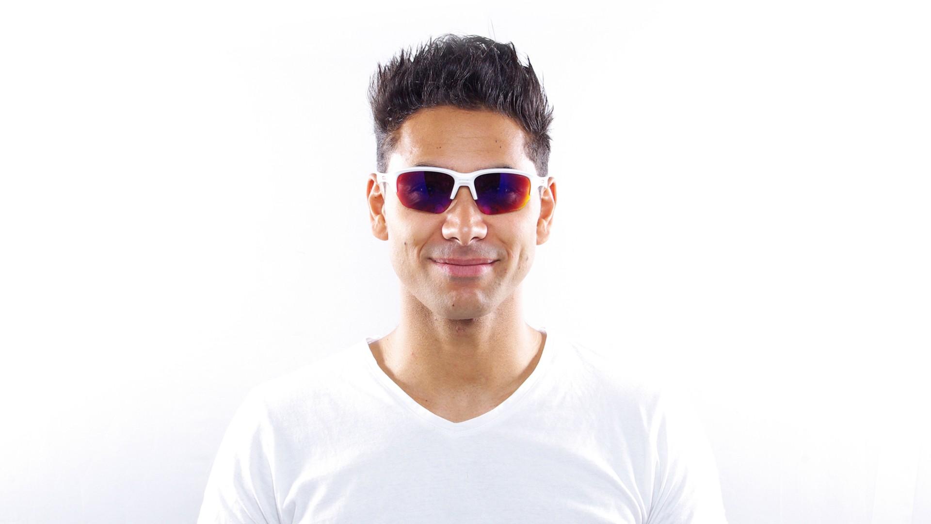 3a5b68e0ac Sunglasses Oakley Flak Beta White Prizm OO9363 05 64-8 Large Flash