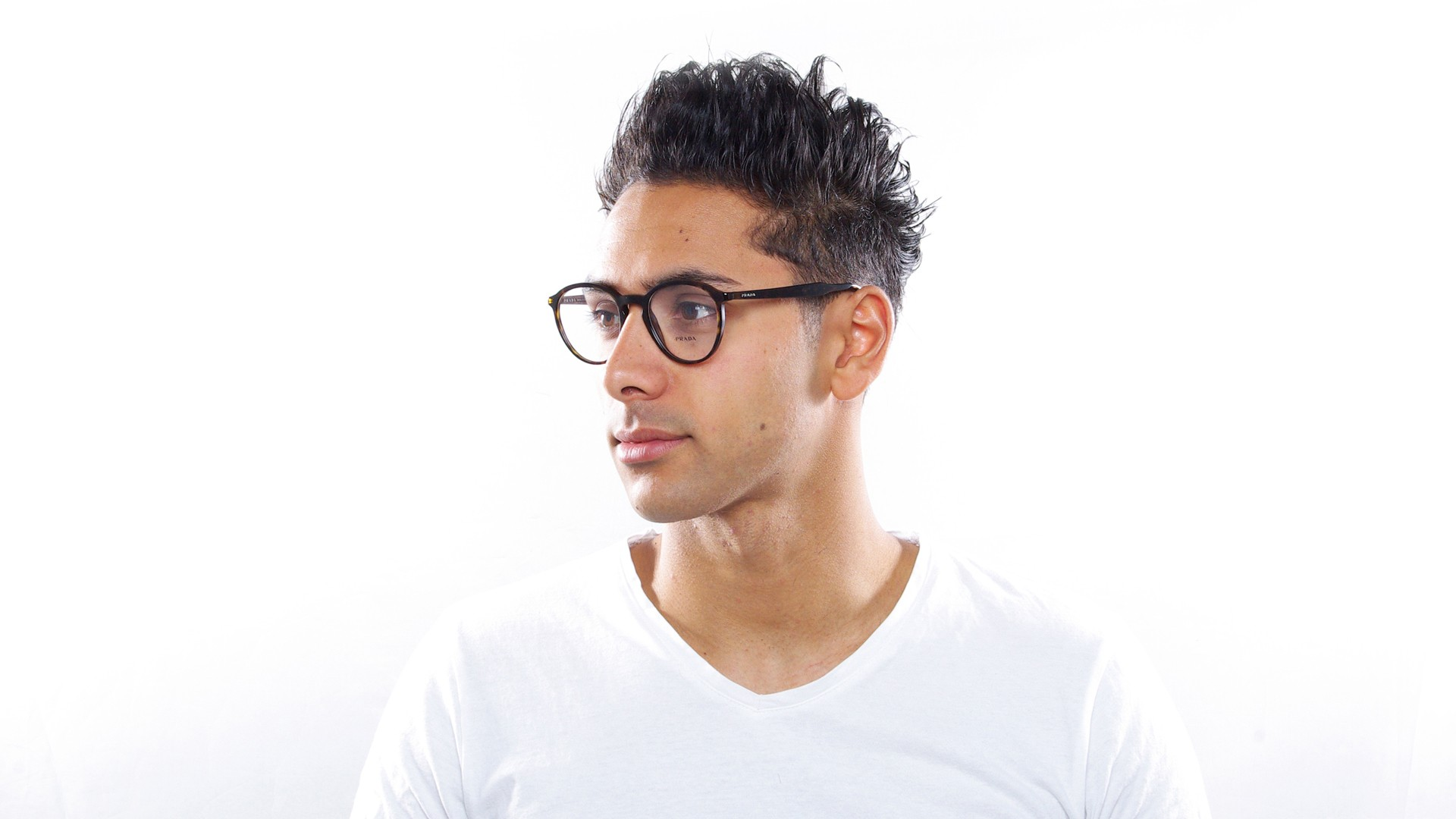c821fa75f775 Eyeglasses Prada PR13TV 2AU1O1 51-20 Tortoise Medium