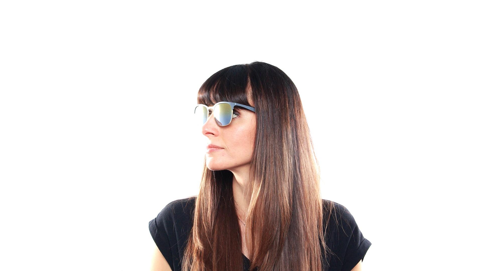097a7cc6d7 Sunglasses Ray-Ban RB3538 9007 A7 53-19 Grey Matte Medium Gradient Mirror