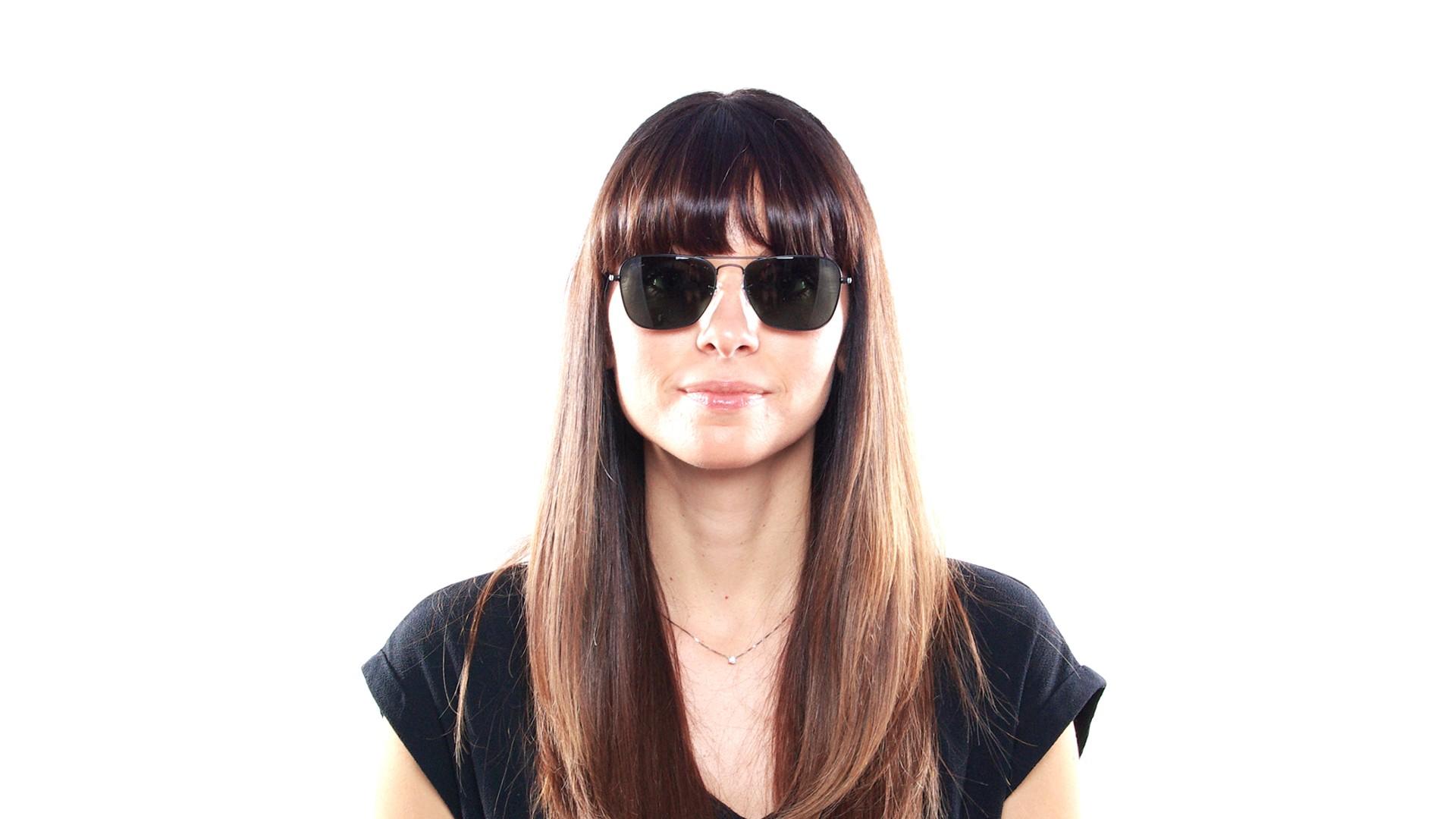 23555e2f539 Sunglasses Ray-Ban Caravan Black Matte G-15 RB3136 W3338 55-15 Medium