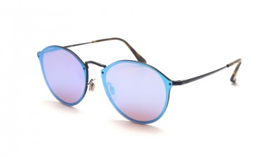 Ray-Ban Round Blaze Black RB3574N 153/7V 59-14 93,25 €