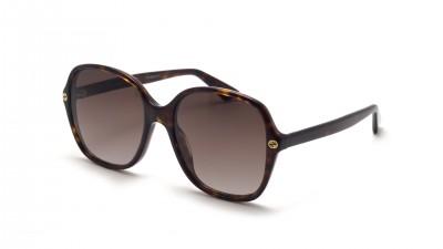 Gucci GG0092S 002 55-18 Écaille