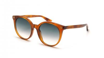 Gucci GG0091S 002 52-20 Écaille 164,90 €