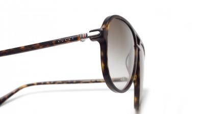 Gucci GG0015S 002 58-14 Écaille