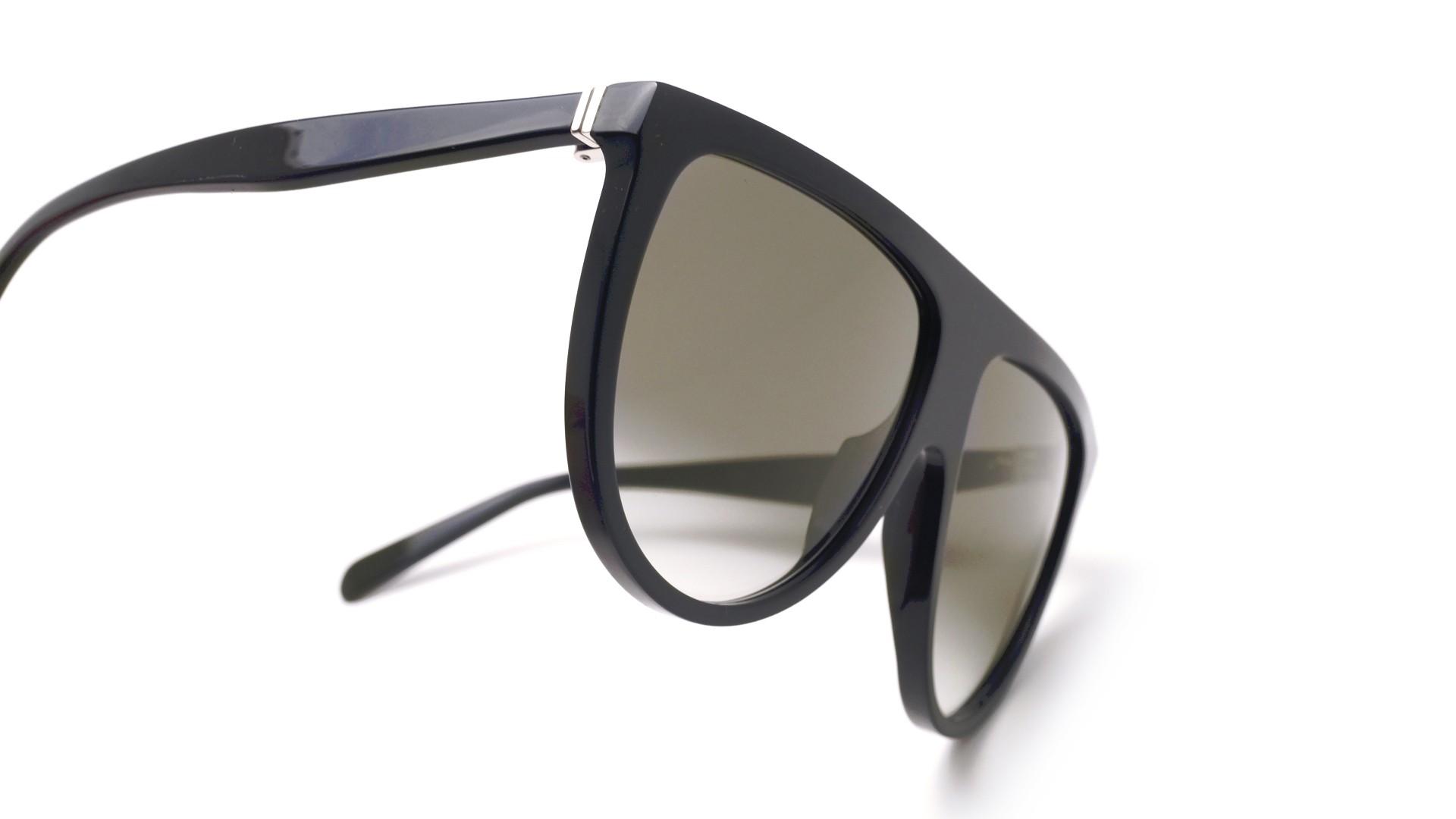 cc87bc829dab Sunglasses Céline Thin shadow Black CL41435S 807XM 61-14 Large Gradient