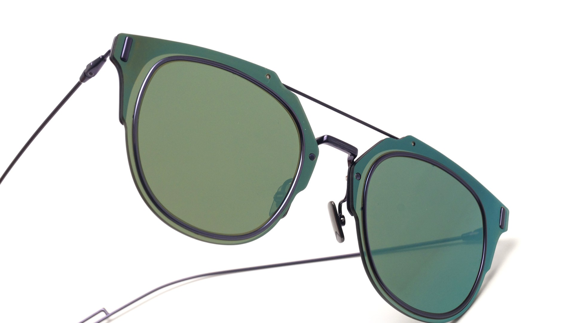 c71392dbe7a Sunglasses Dior Composit 1.0 Black COMPOSIT1.0 A2J AF 62-12 Large Mirror