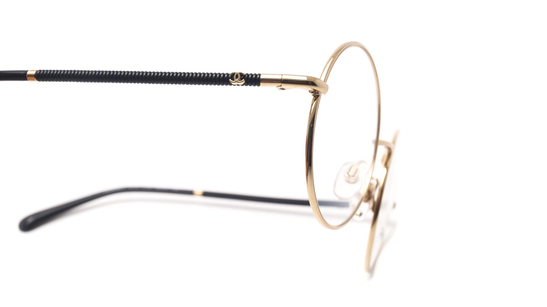 8b635b89ff3 Eyeglasses Chanel CH2179 C125 48-21 Gold Small
