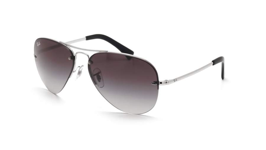 Ray-Ban RB3449 003/8G 59-14 Argent | Prix 111,00 € | Visiofactory