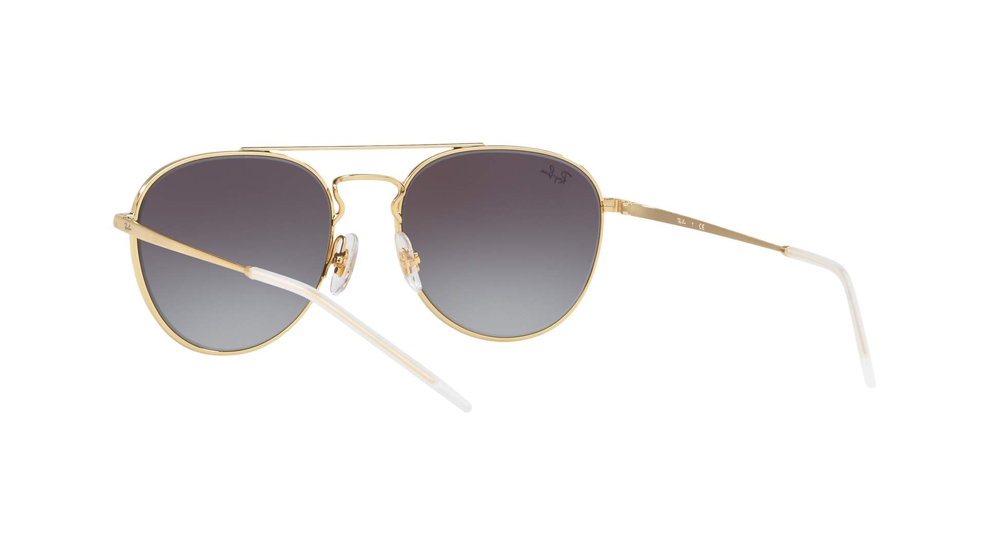 3db41228ac Sunglasses Ray-Ban RB3589 9054 8G 55-18 Black Medium Gradient