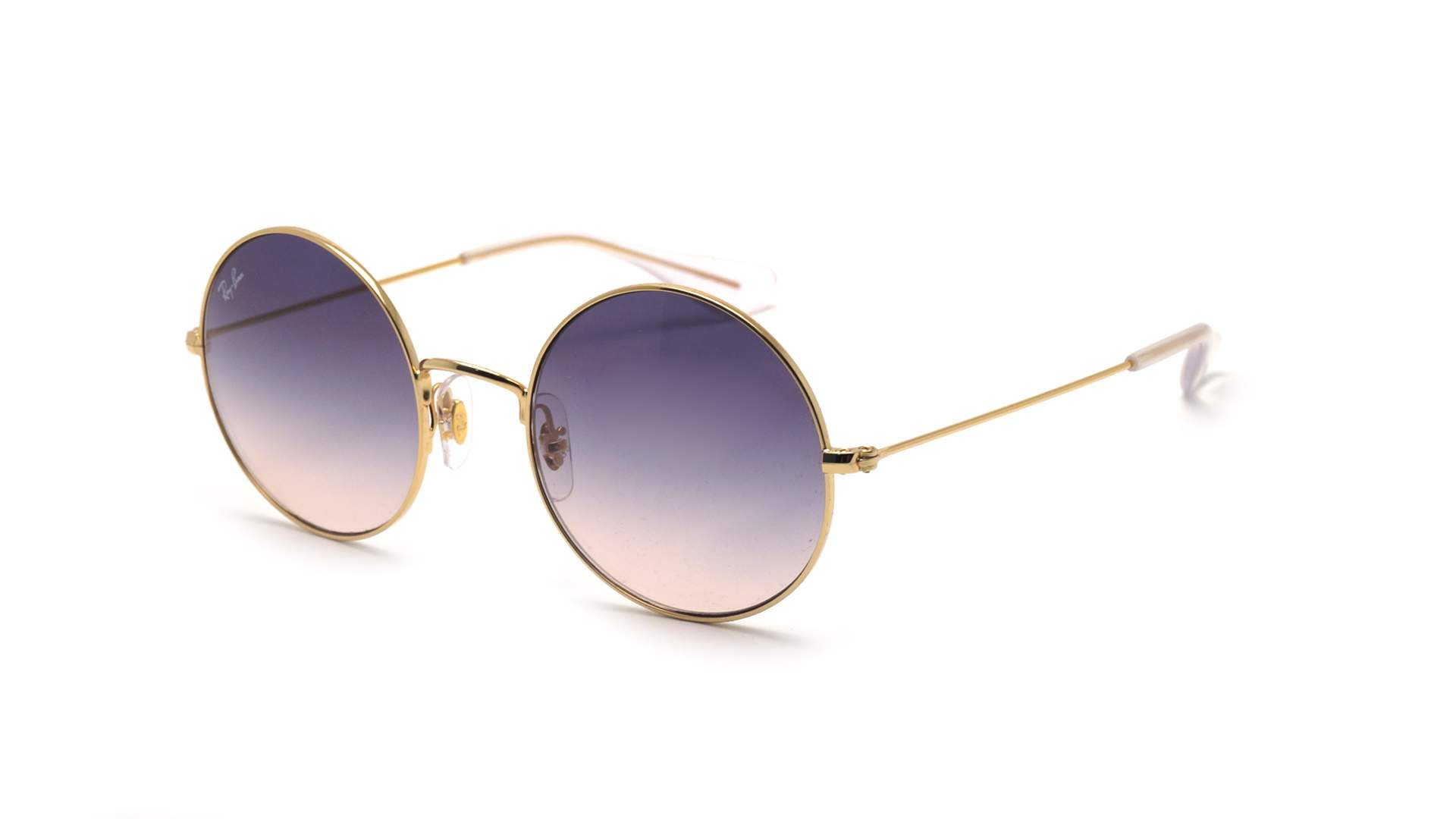d351bc3629d Sunglasses Ray-Ban Ja-jo Gold RB3592 001 I9 50-20 Medium Gradient