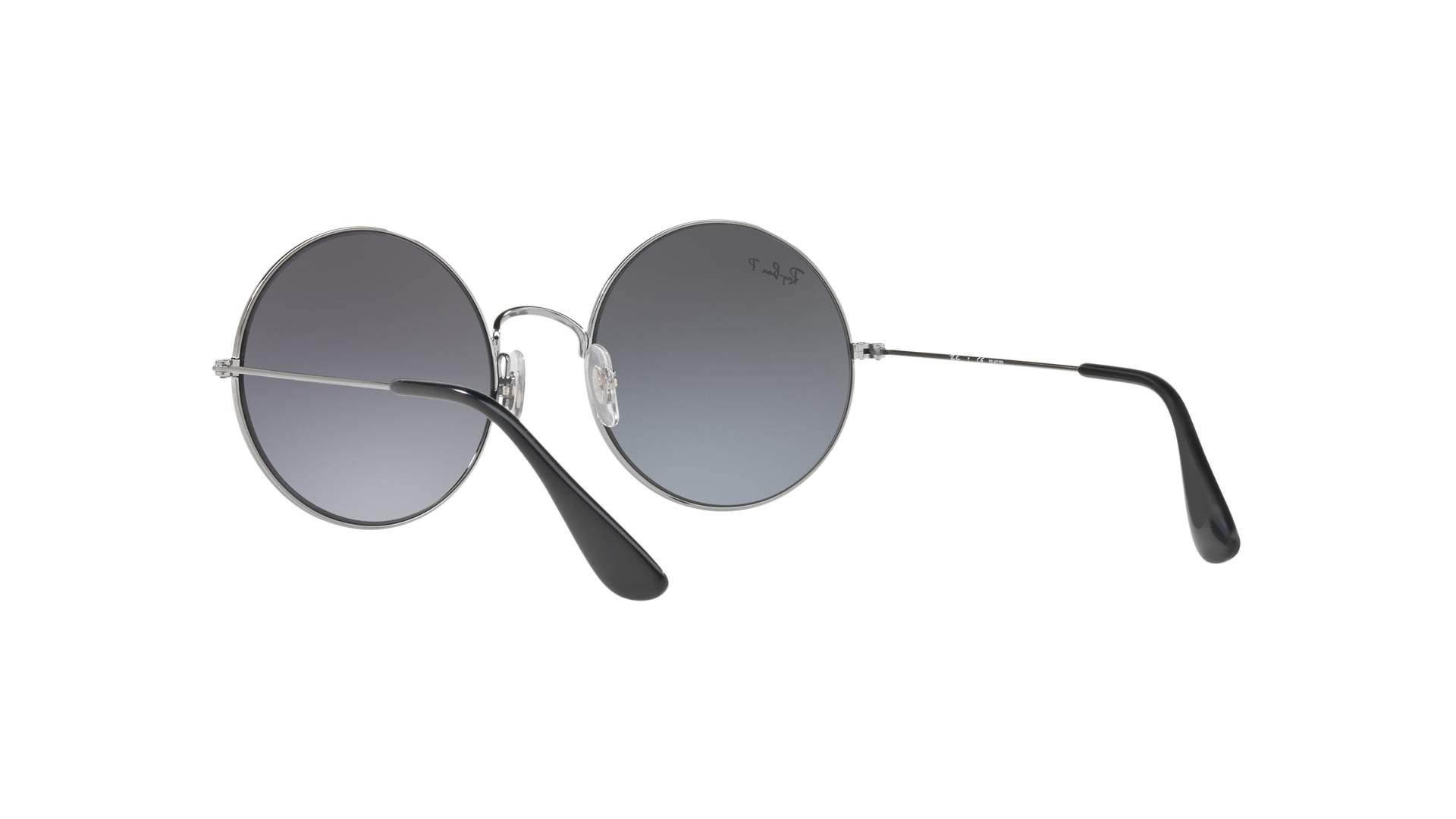 c59a0c566b Sunglasses Ray-Ban Ja-jo Silver RB3592 004 T3 50-20 Medium Polarized  Gradient