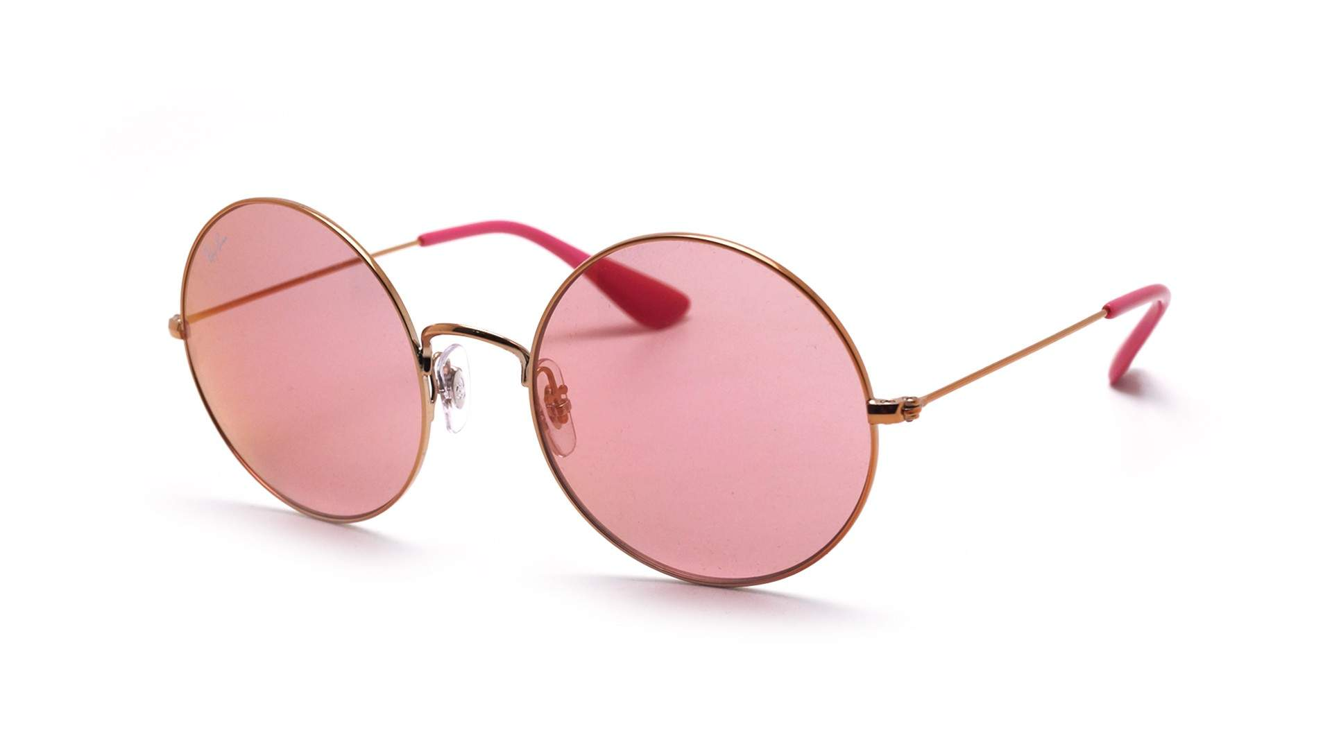 46edfb4abda Sunglasses Ray-Ban Ja-jo Copper RB3592 9035 F6 50-20 Medium