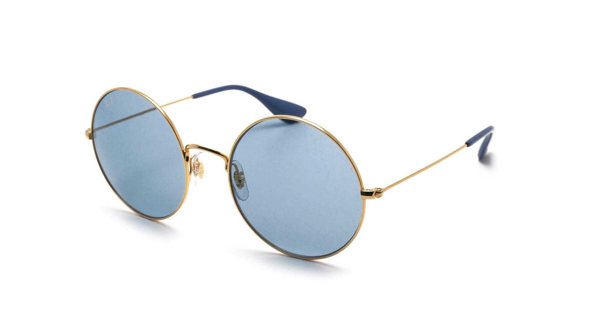 195adb63ef Sunglasses Ray-Ban Ja-jo Gold RB3592 001 F7 50-20 Medium