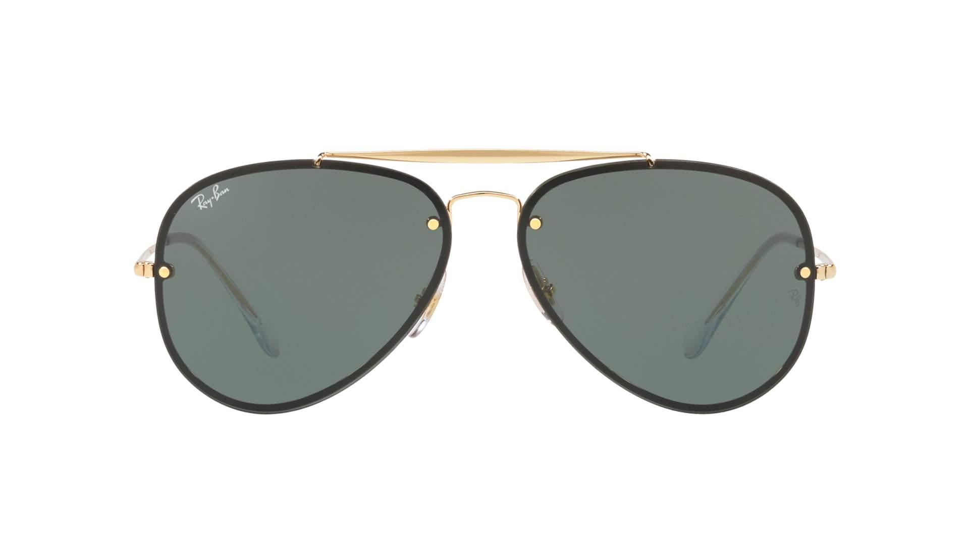 05cda9d987 Sunglasses Ray-Ban Blaze Aviator Gold RB3584N 9050/71 58-13 Medium