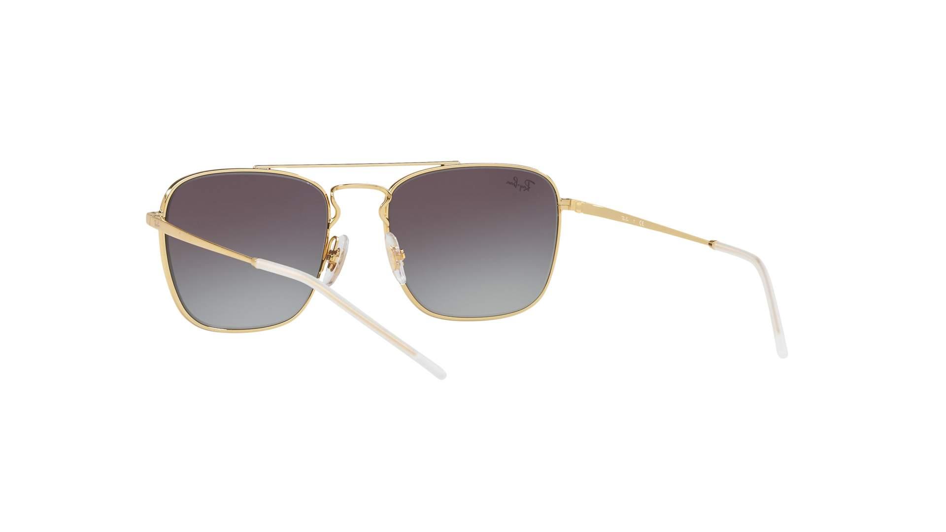 d4280f3497a Sunglasses Ray-Ban RB3588 9054 8G 55-19 Black Medium Gradient