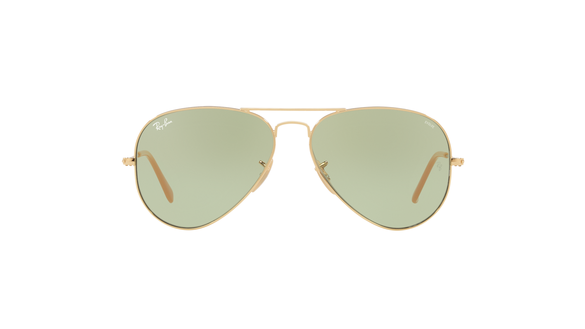 Sunglasses Ray-Ban Aviator Evolve Gold RB3025 9064 4C 58-14 Large  Photochromic db2c70363922