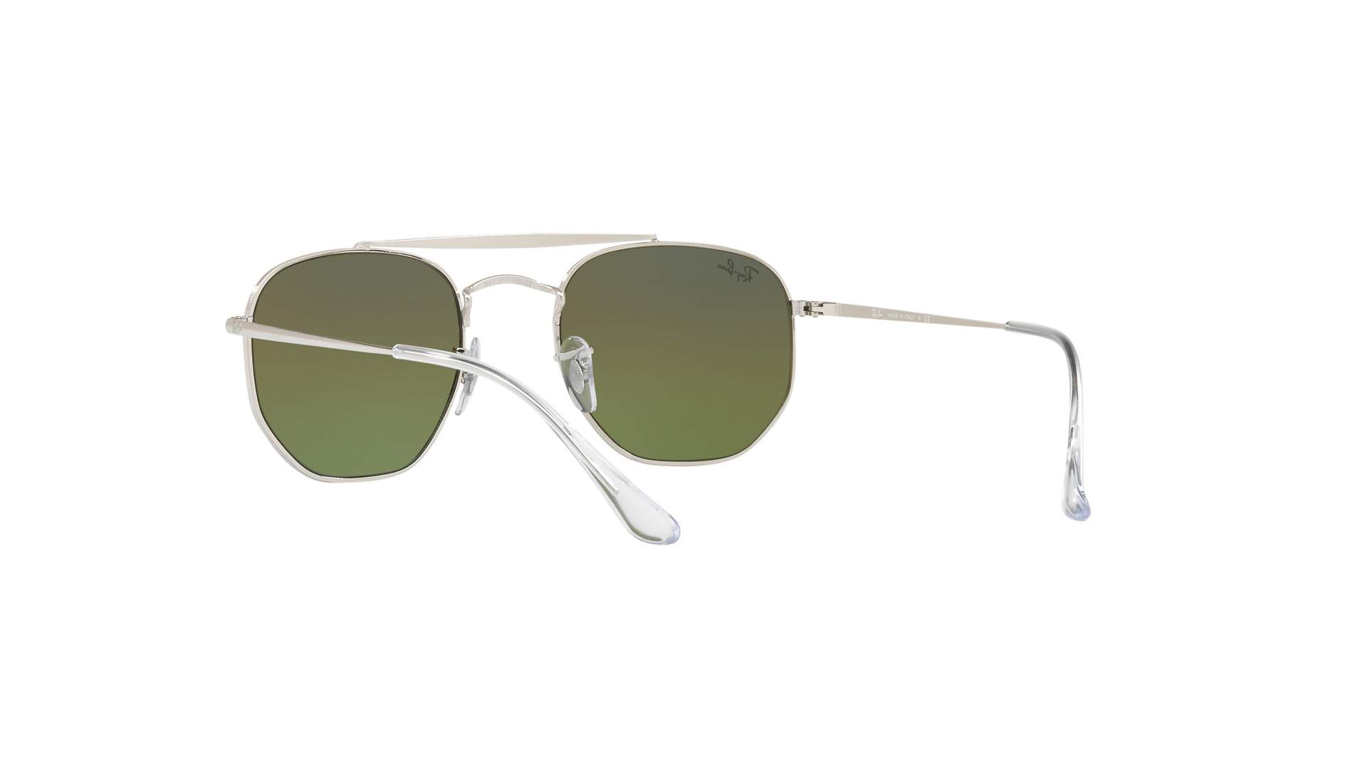 f6f783a6211 Sunglasses Ray-Ban Marshal Silver RB3648 003 I2 51-21 Medium Gradient Mirror
