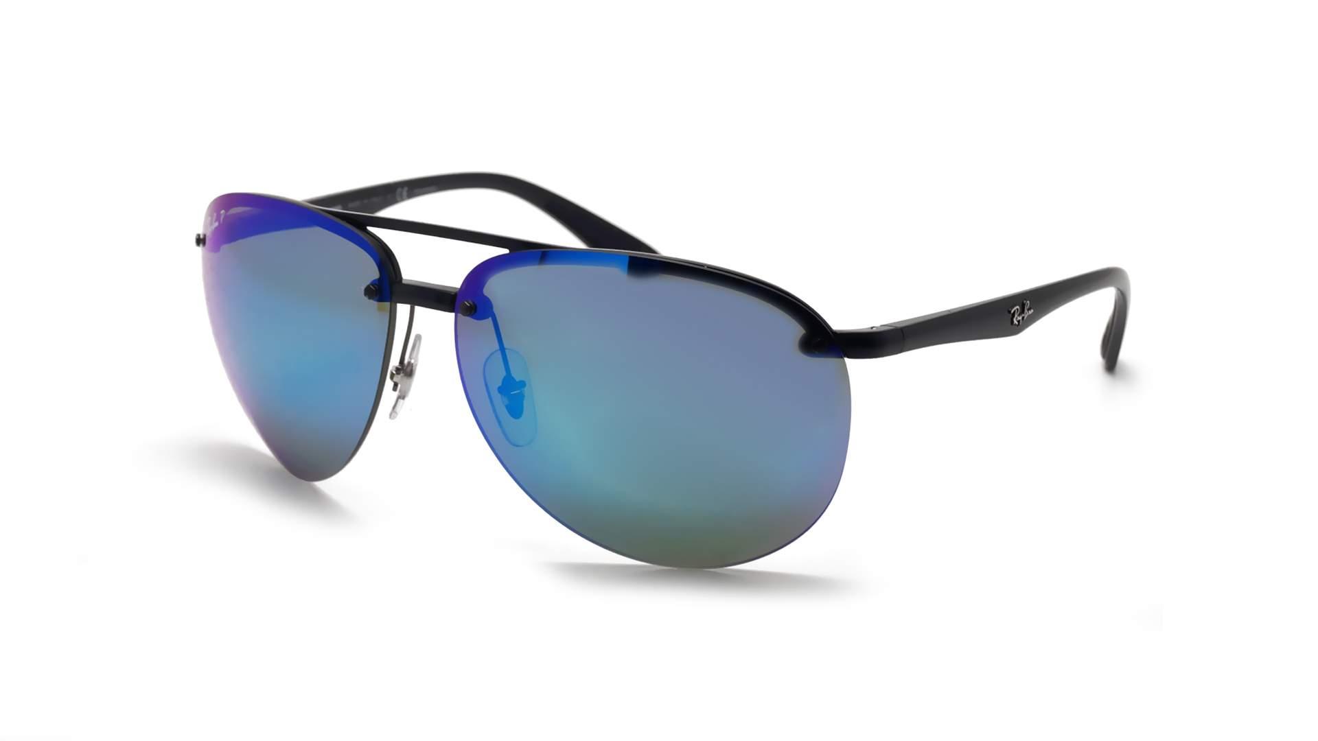 30c5f3f0609 Sunglasses Ray-Ban RB4293CH 601 A1 65-13 Black Chromance Large Polarized  Mirror