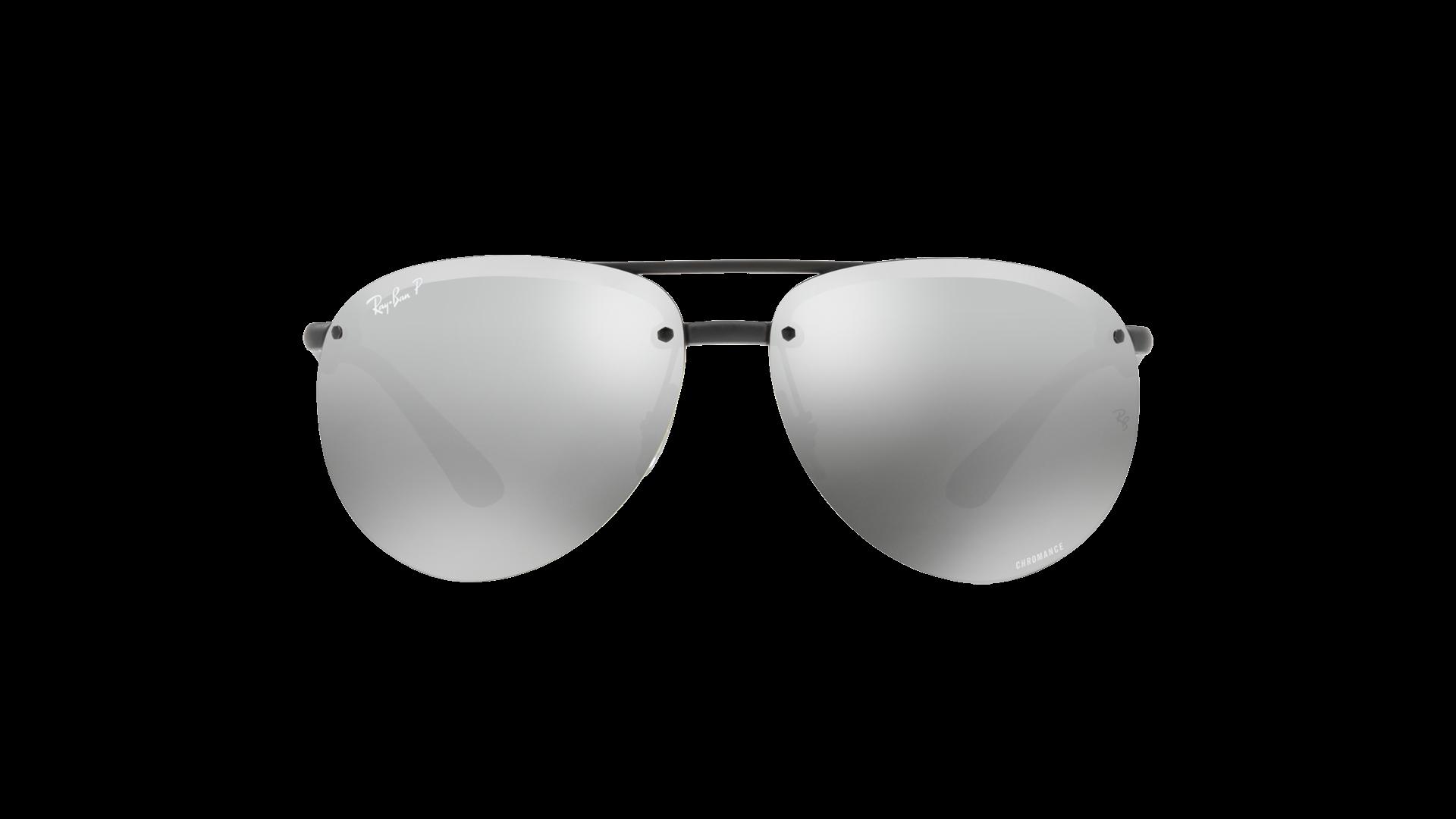 22544ff2b Sunglasses Ray-Ban RB4293CH 601S/5J 65-13 Black Matte Chromance Large  Polarized Mirror
