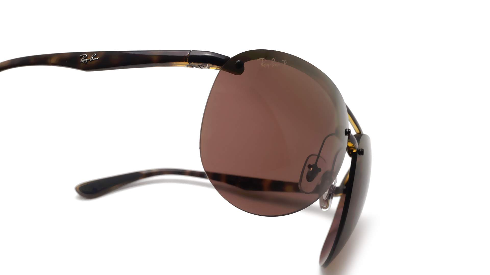 d282cace544 Sunglasses Ray-Ban RB4293CH 710 6B 65-13 Tortoise Chromance Large Polarized  Gradient Mirror