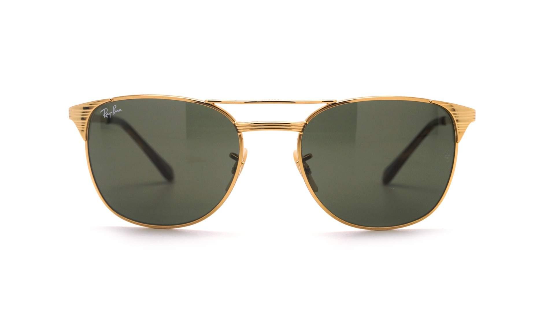 1f868b755cb Sunglasses Ray-Ban Signet Gold G-15 RB3429M 001 58-19 Large