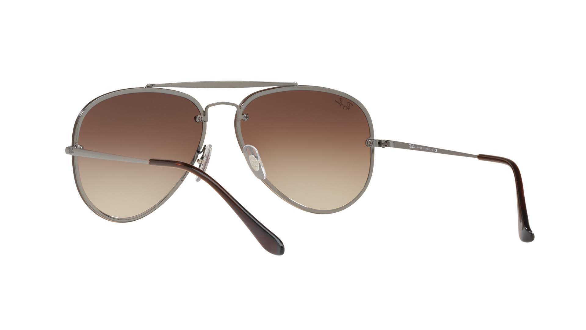 e6c085db66 Sunglasses Ray-Ban Aviator Blaze Silver RB3584N 004 13 61-13 Large Gradient