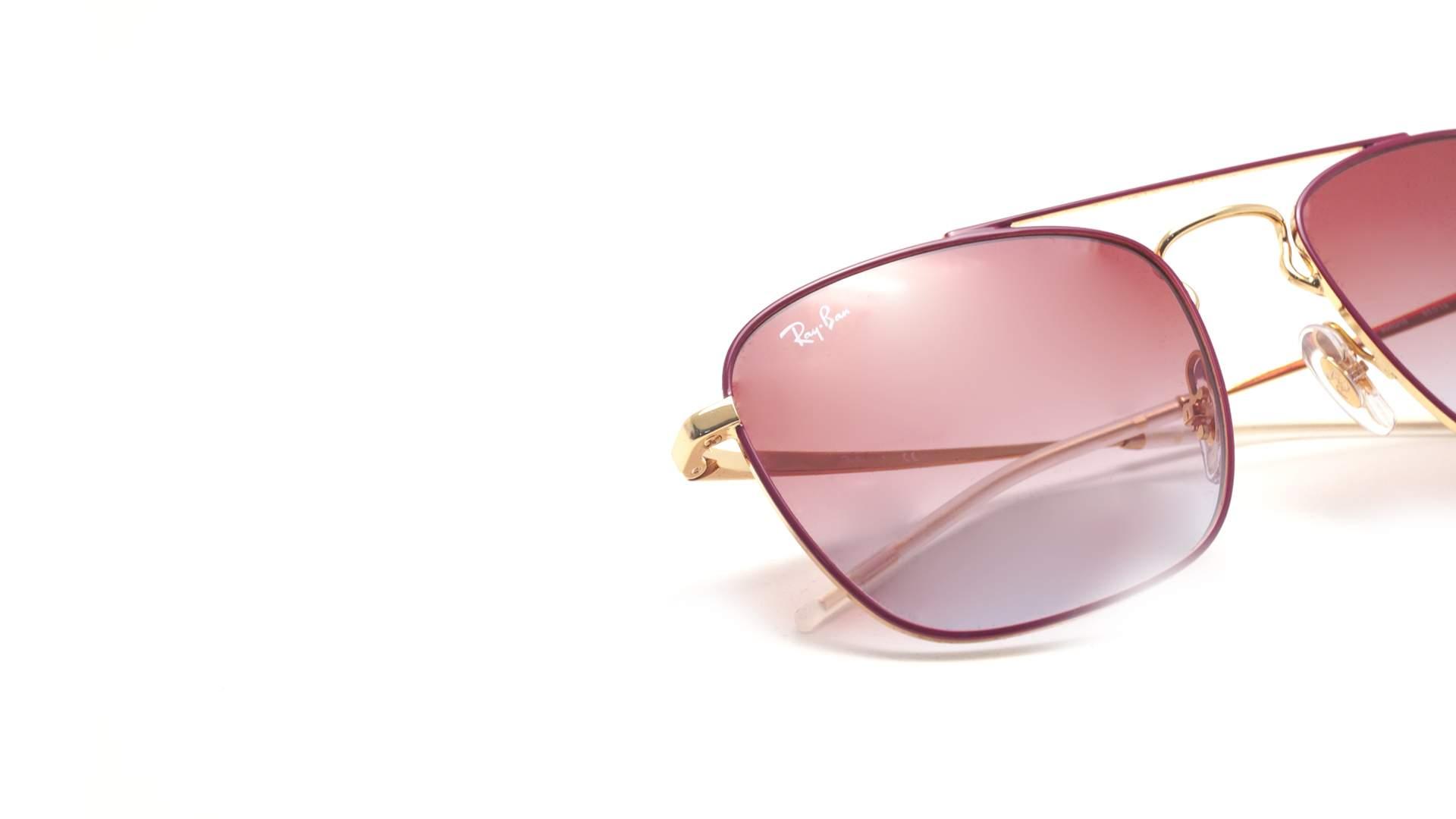 a48763519c Sunglasses Ray-Ban RB3588 9060 I8 55-19 Pink Medium Gradient