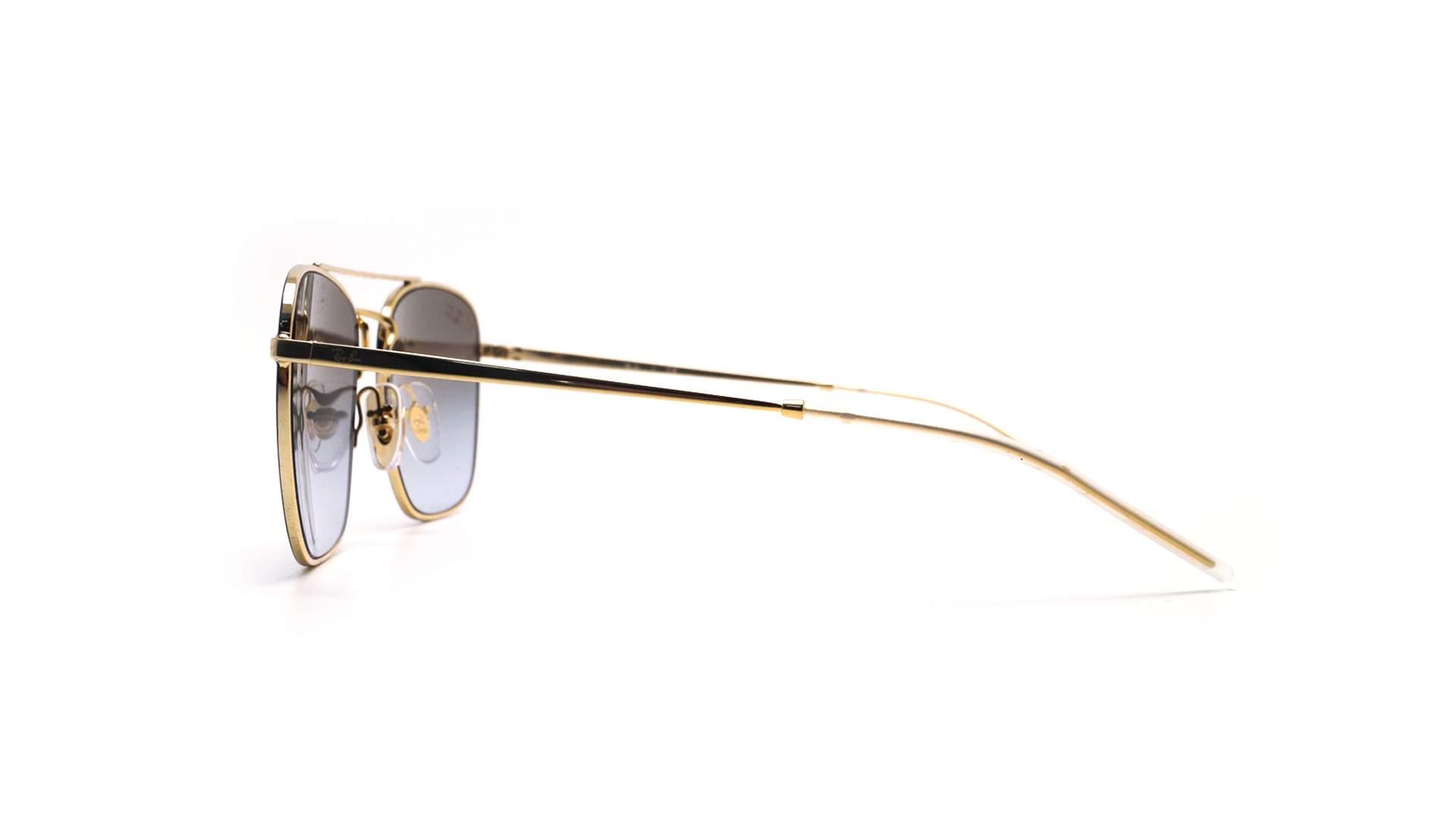 cb6fa2df5e5c4 Sunglasses Ray-Ban RB3588 9062 I7 55-19 Blue Medium Gradient