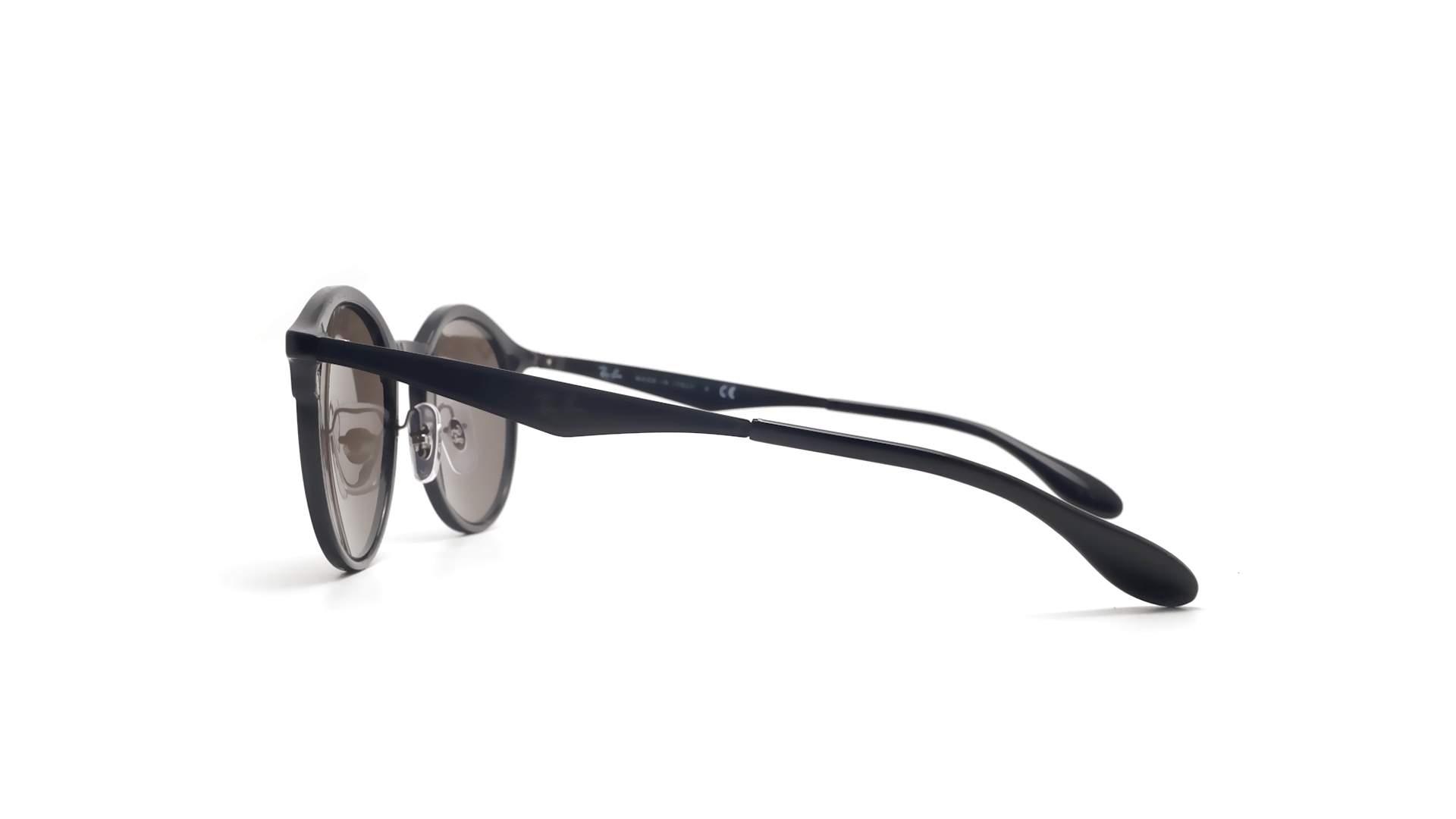 9cc6fa0a64 Sunglasses Ray-Ban Emma Black RB4277 601 5A 51-21 Medium Mirror