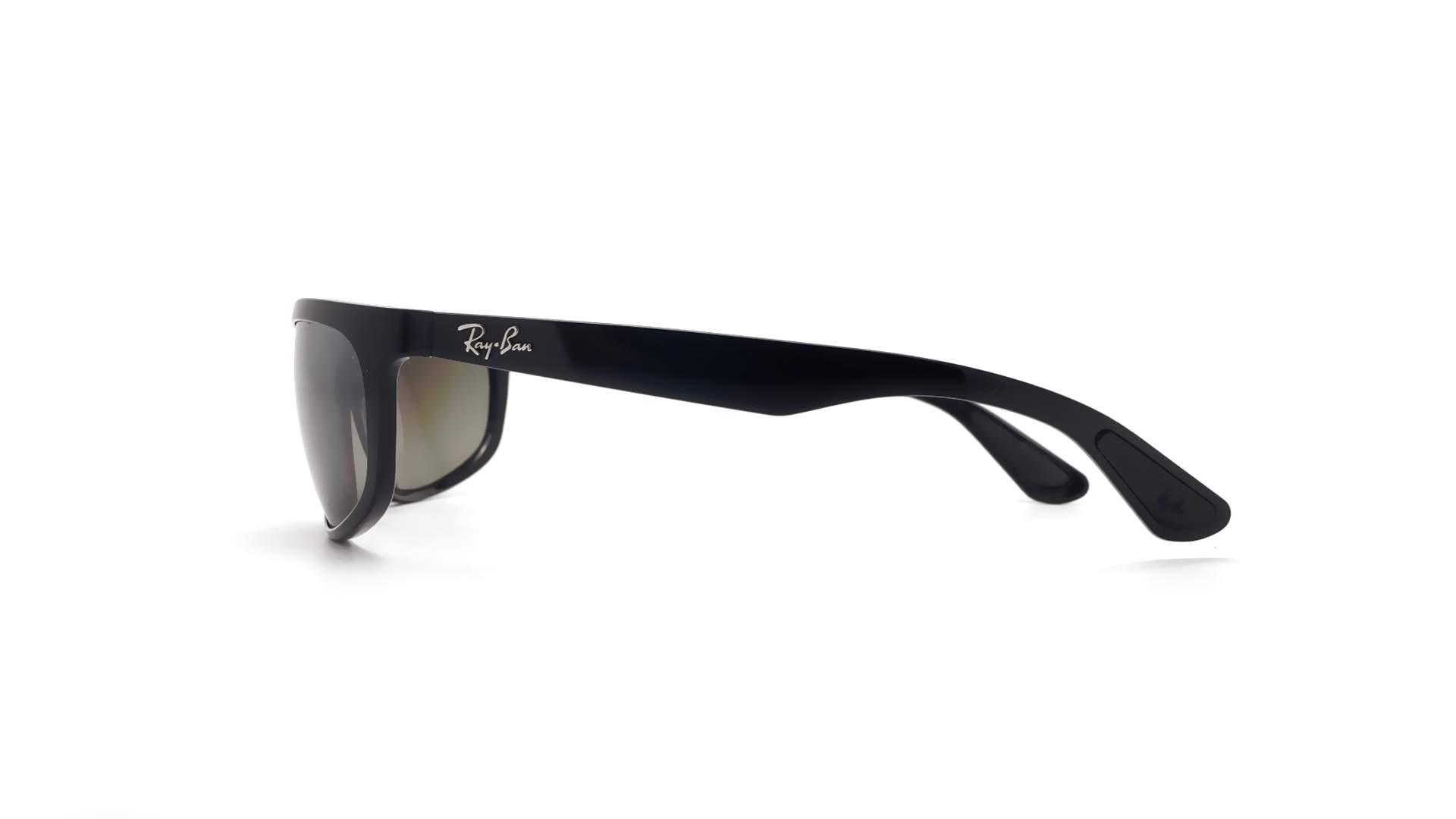 20ce487f60 Sunglasses Ray-Ban Tech Black Chromance RB4265 601 5J 62-19 Large Polarized  Mirror