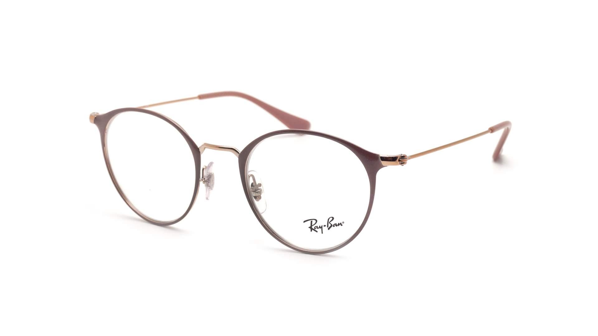 b0b4372580 Eyeglasses Ray-Ban RX6378 RB6378 2973 47-21 Pink Small