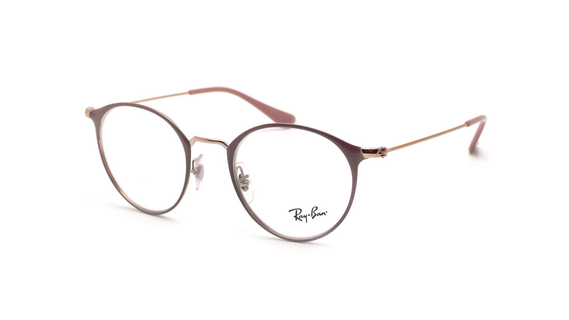 Ray-Ban RX6378 RB6378 2973 47-21 Rose   Prix 91,90 €   Visiofactory f1c3ab8448cf