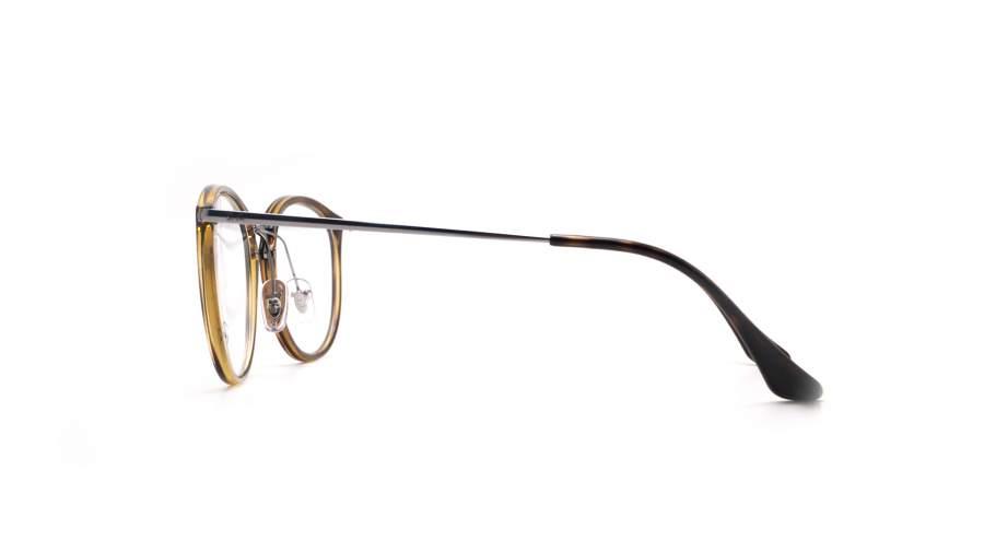 ea5363235df Ray Ban Rb 7140 5687 Striped Havana Glasses Pretavoir