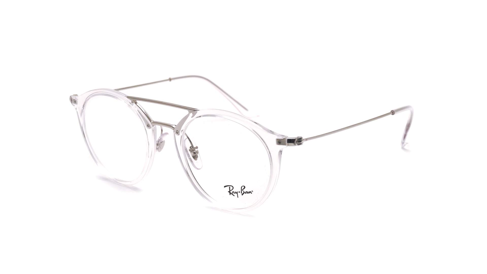 34287c169b Eyeglasses Ray-Ban RX7097 RB7097 2001 49-21 Clear Medium