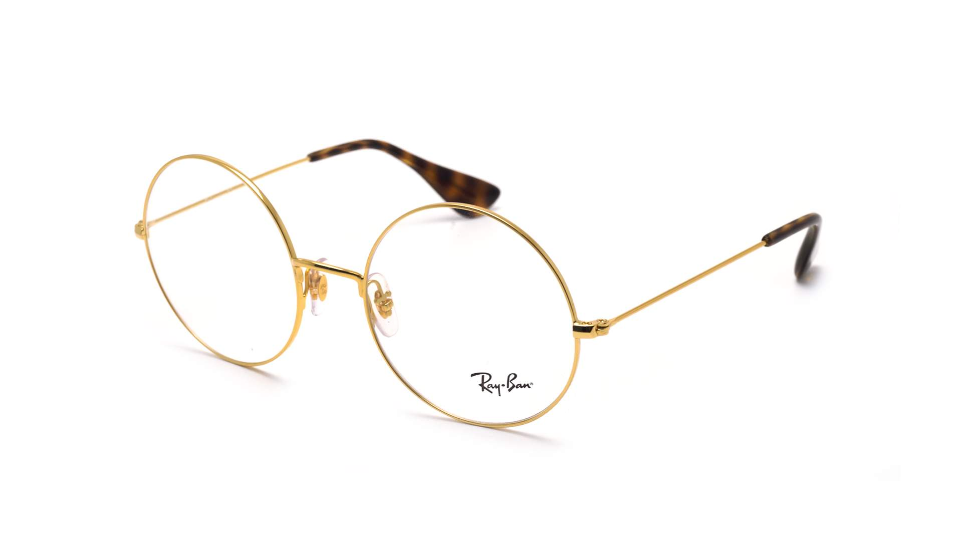 272f048bc73 Eyeglasses Ray-Ban Ja-jo Gold RX6392 RB6392 2969 50-20 Medium