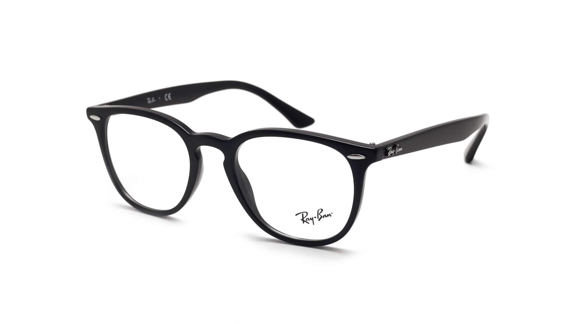 acbc7093e6 Eyeglasses Ray-Ban RX7159 RB7159 2000 50-20 Black Medium