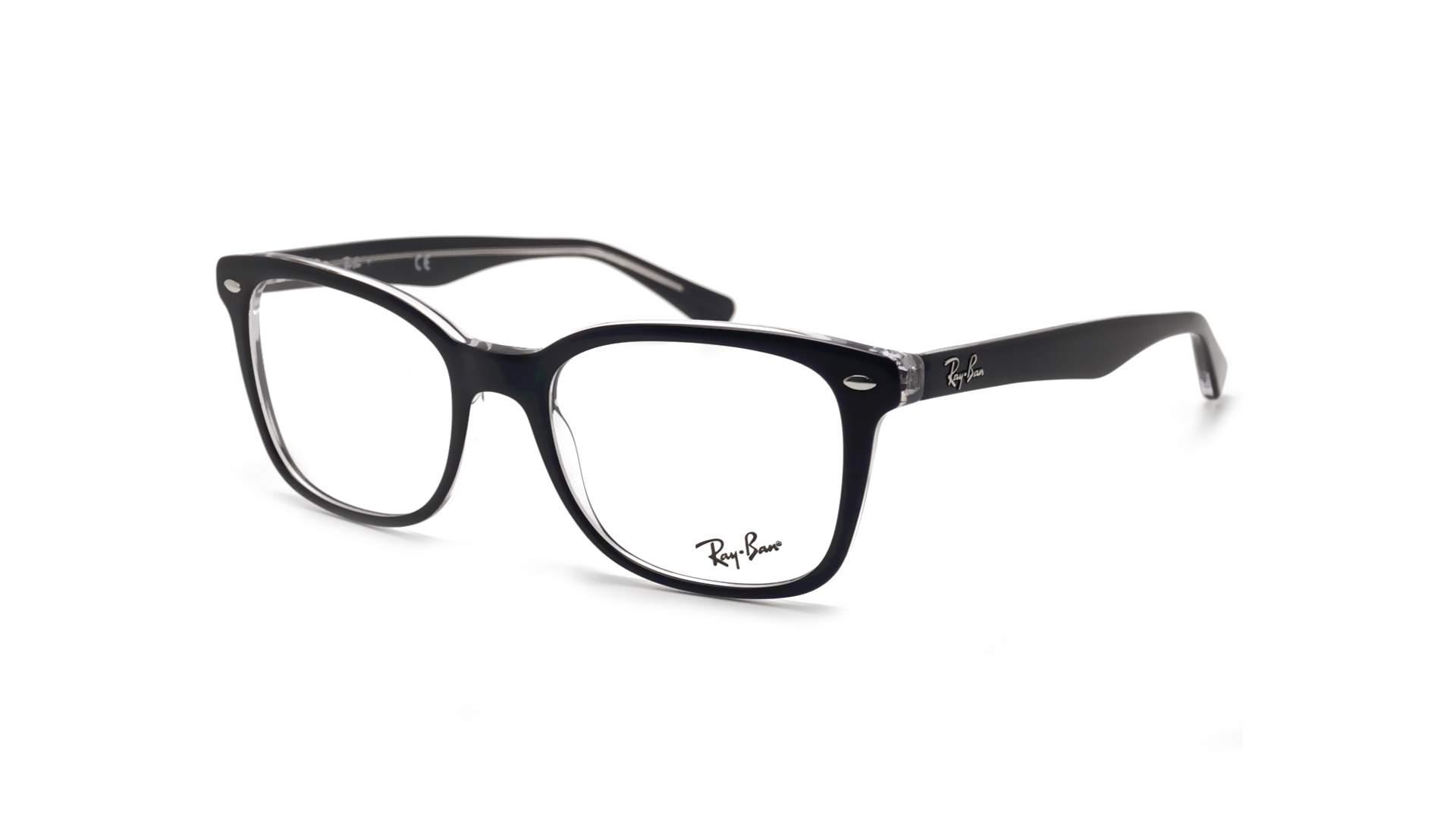 c7118f72a8 Eyeglasses Ray-Ban RX5285 RB5285 5764 53-19 Black Medium