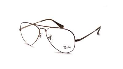 Ray-Ban Aviator Optics Brun RX6489 RB6489 2531 55-14 66,58 €