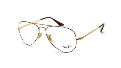Ray-Ban Aviator Optics Or RX6489 RB6489 2945 55-14