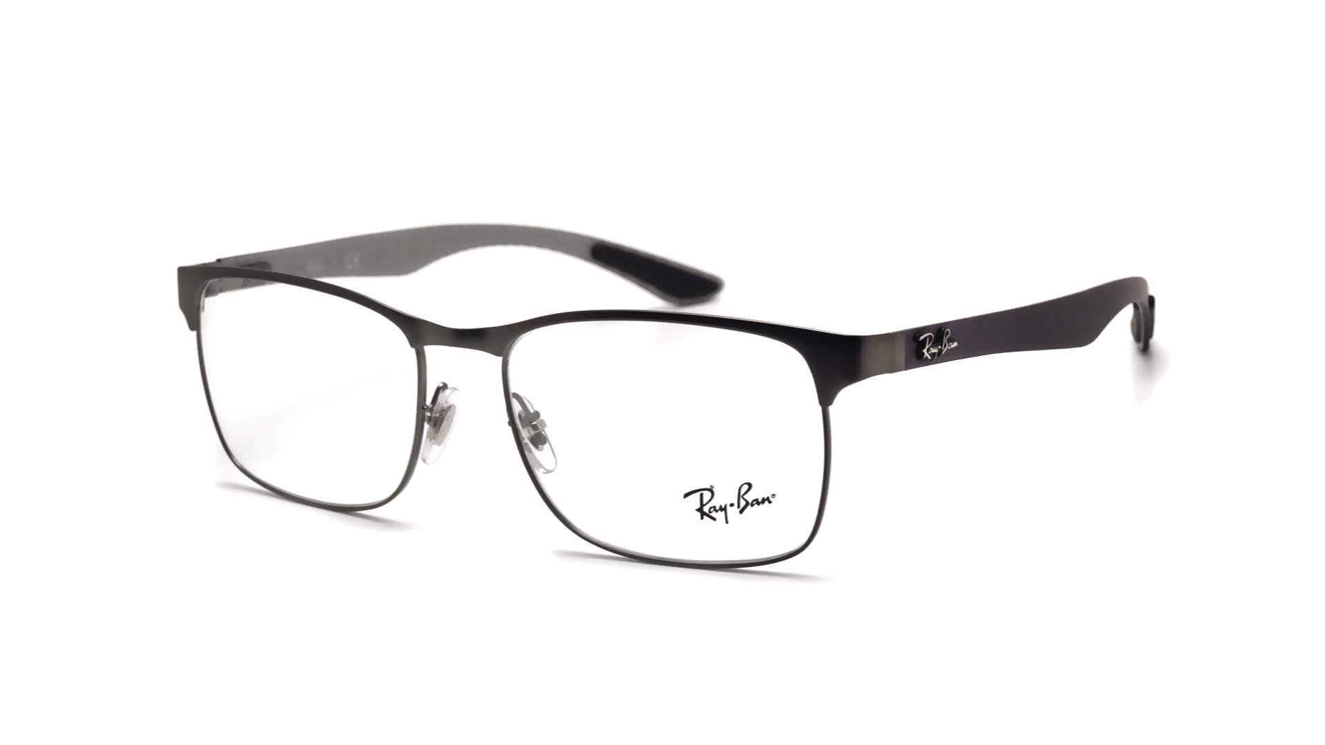 a3aff1820e Eyeglasses Ray-Ban RX8416 RB8416 2620 55-17 Grey Matte Medium