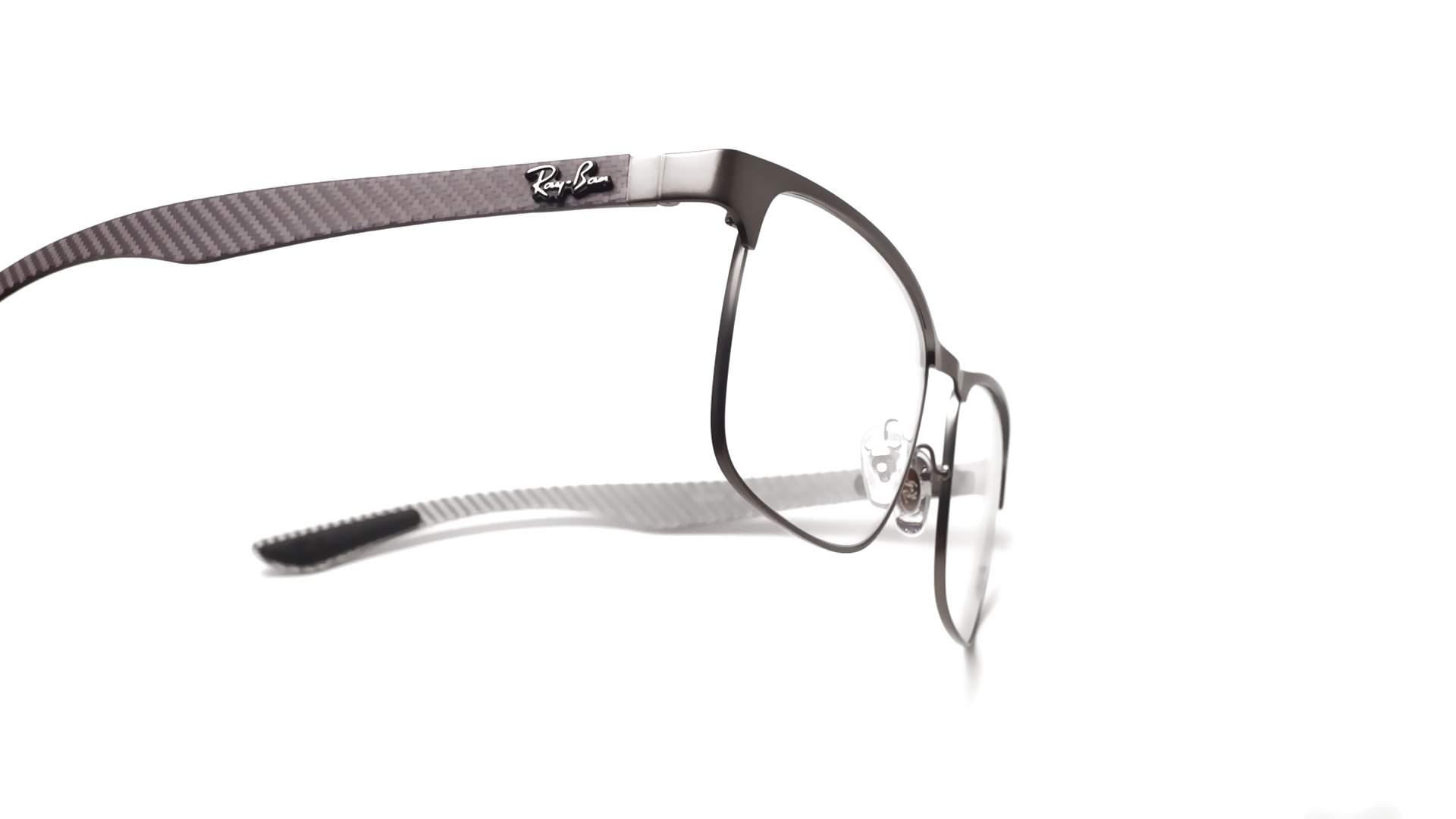 864e88bfd1 Eyeglasses Ray-Ban RX8416 RB8416 2620 55-17 Grey Matte Medium