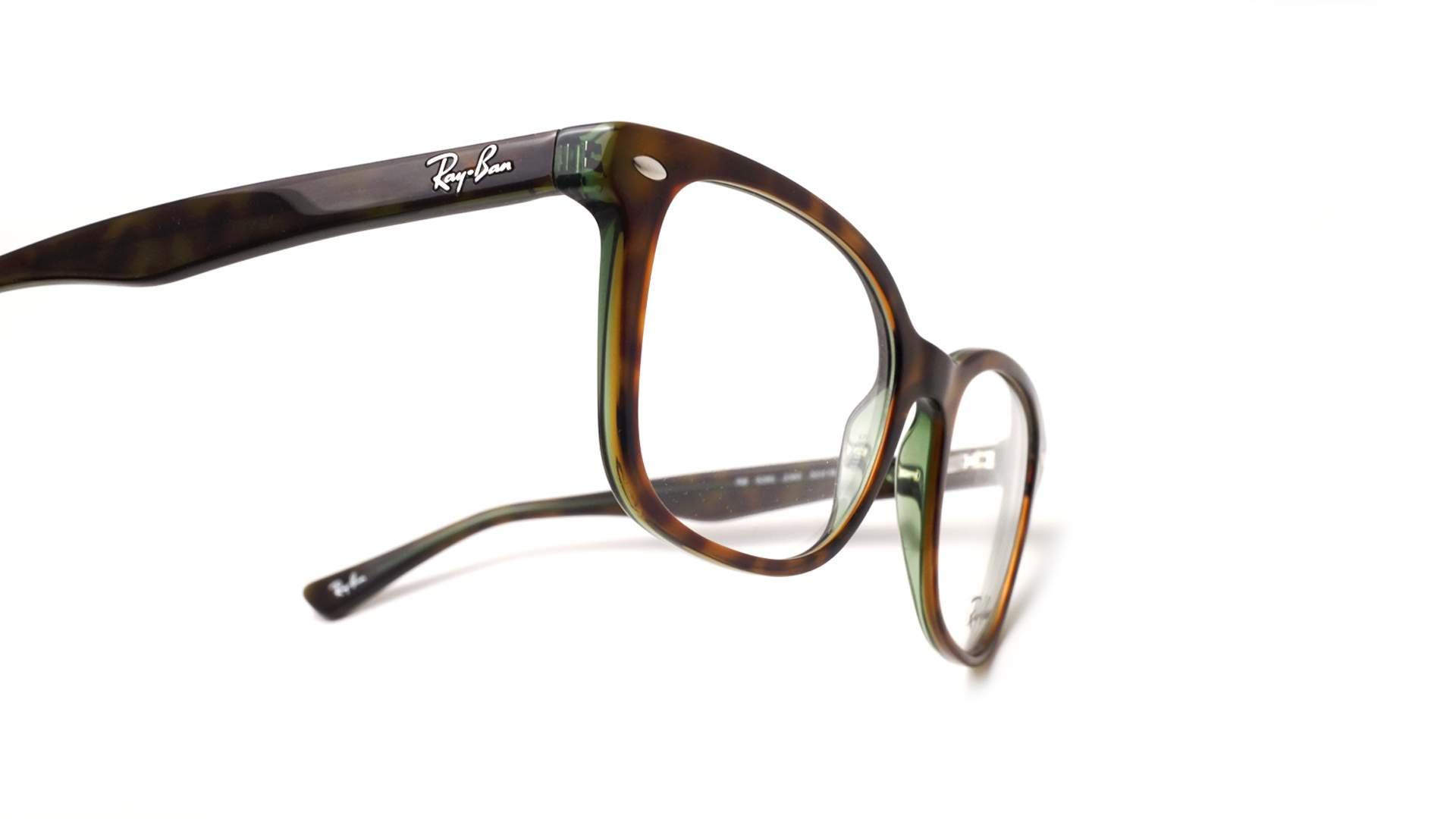 55bdeb5db9474 Eyeglasses Ray-Ban RX5285 RB5285 2383 53-19 Tortoise Medium