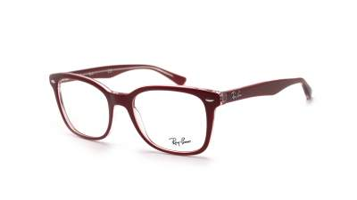 Ray-Ban RX5285 RB5285 5738 53-19 Rouge 91,90 €