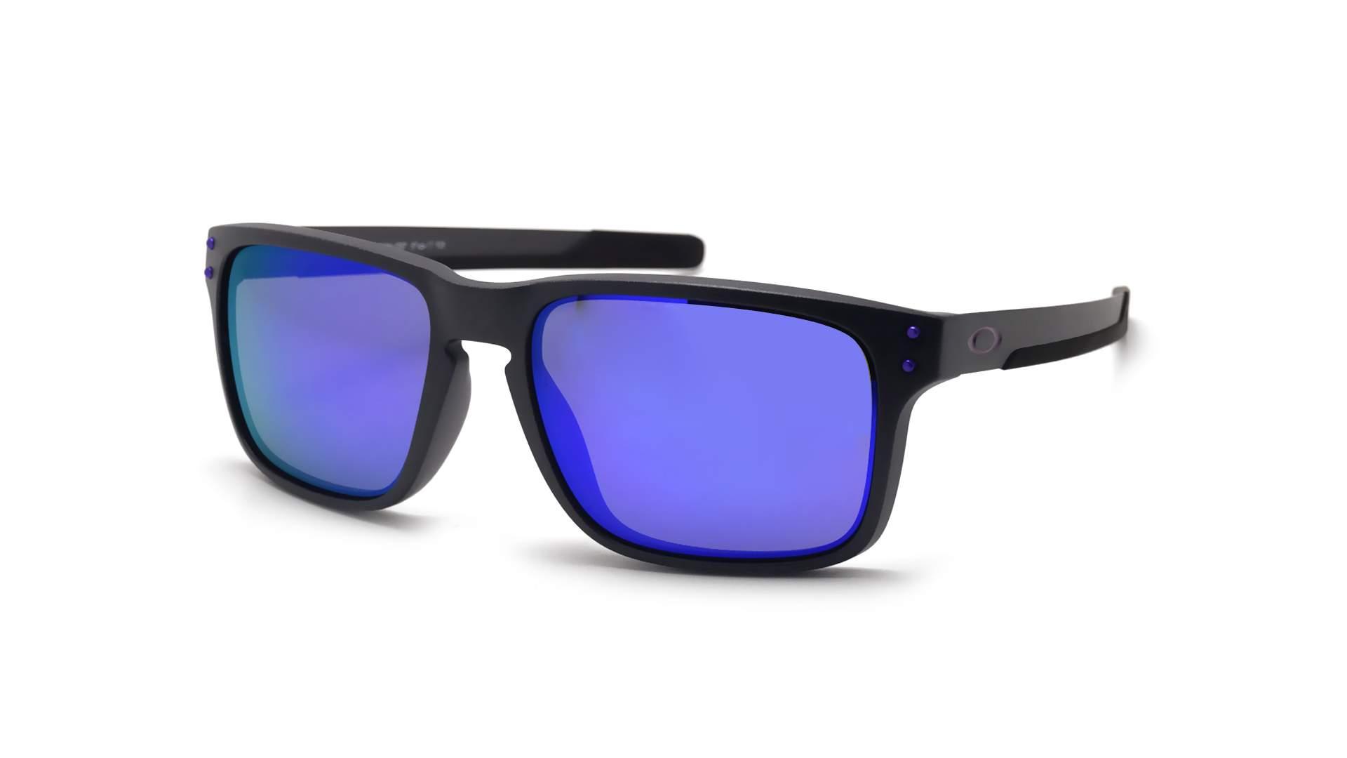 c0056de5a5 Sunglasses Oakley Holbrook Mix Grey Matte OO9384 02 57-17 Large