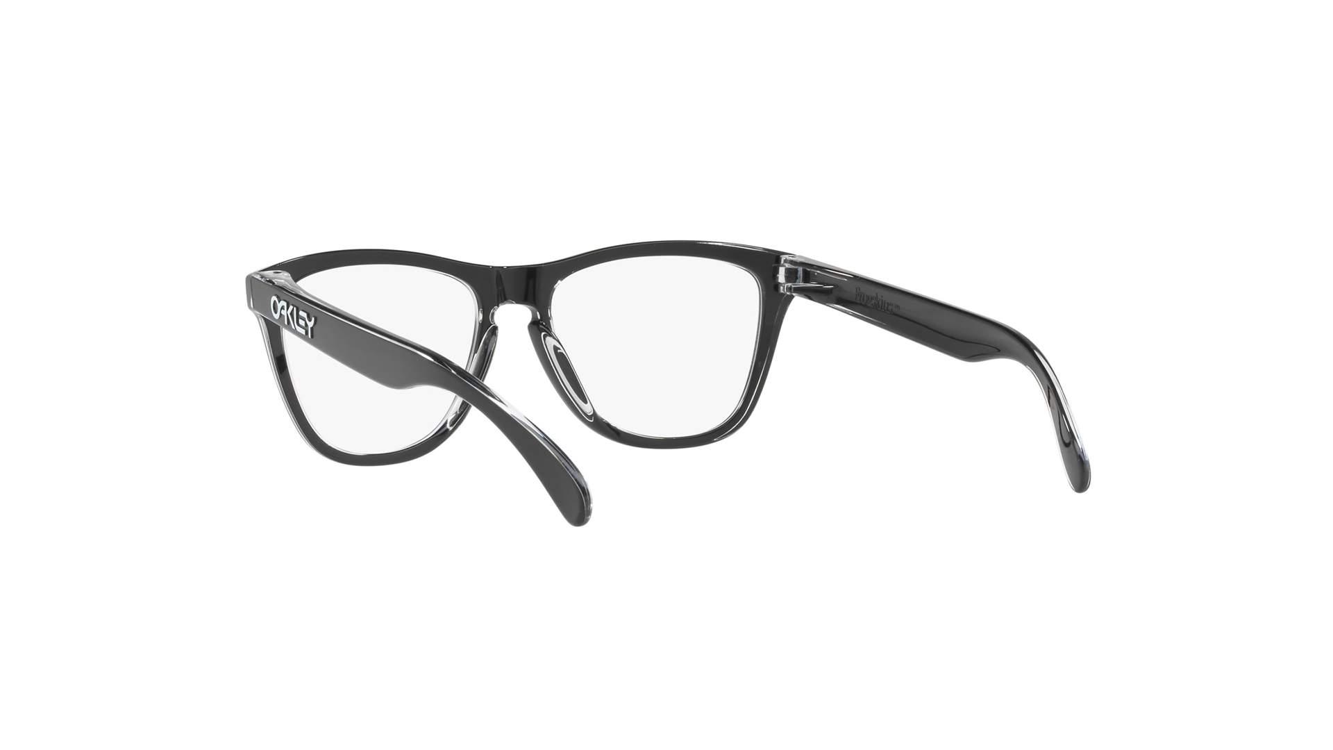 888820bcfd Eyeglasses Oakley Frogskins Black Matte OX8131 04 54-17 Medium