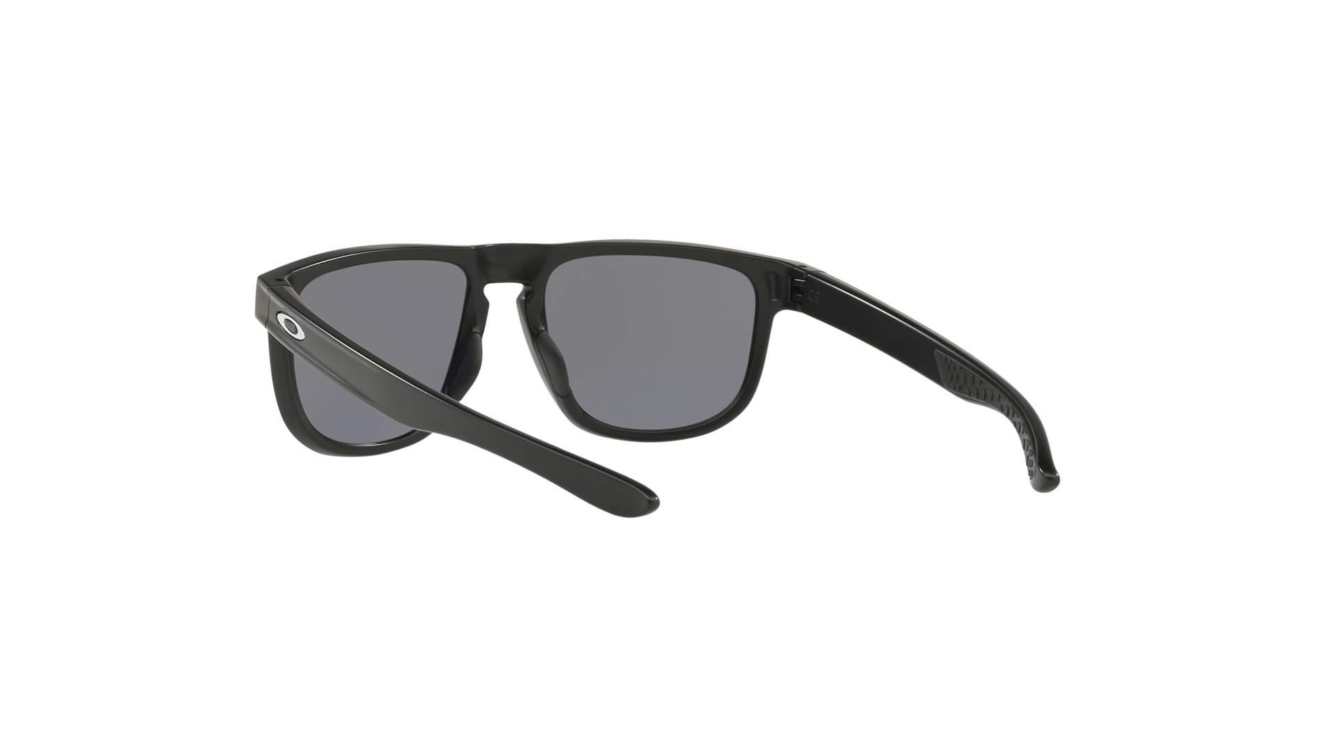 379377c72a3 Sunglasses Oakley Holbrook R Black Matte OO9377 01 55-17 Large