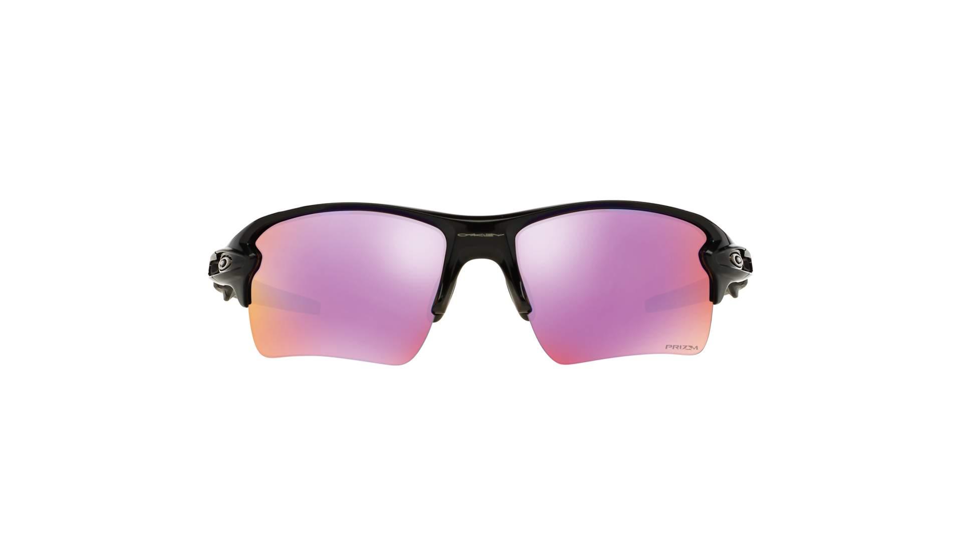 Lunettes de soleil Oakley Flak Jacket 2.0 xl Noir Prizm OO9188 05 59-12  Large 4d68f48ae323