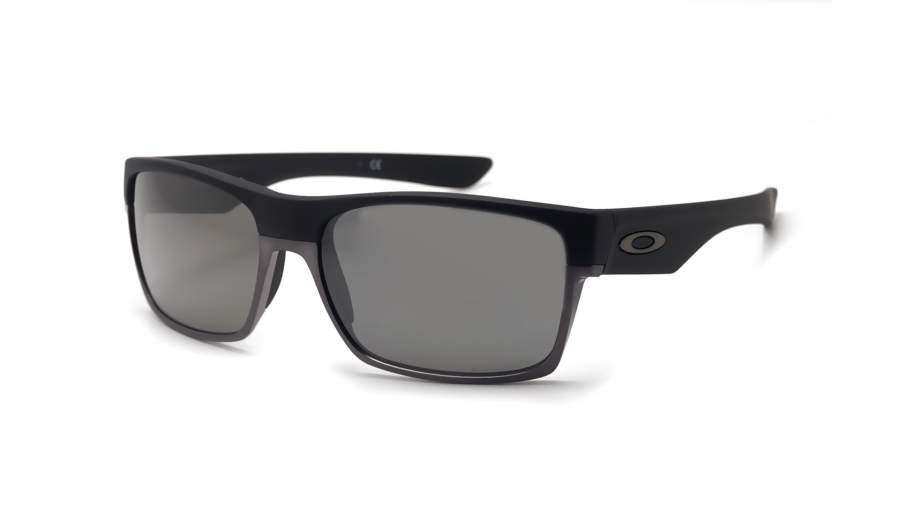 0dee29aa95 Sunglasses Oakley Two face Black Matte Prizm OO9189 38 60-16 Large Polarized  Mirror