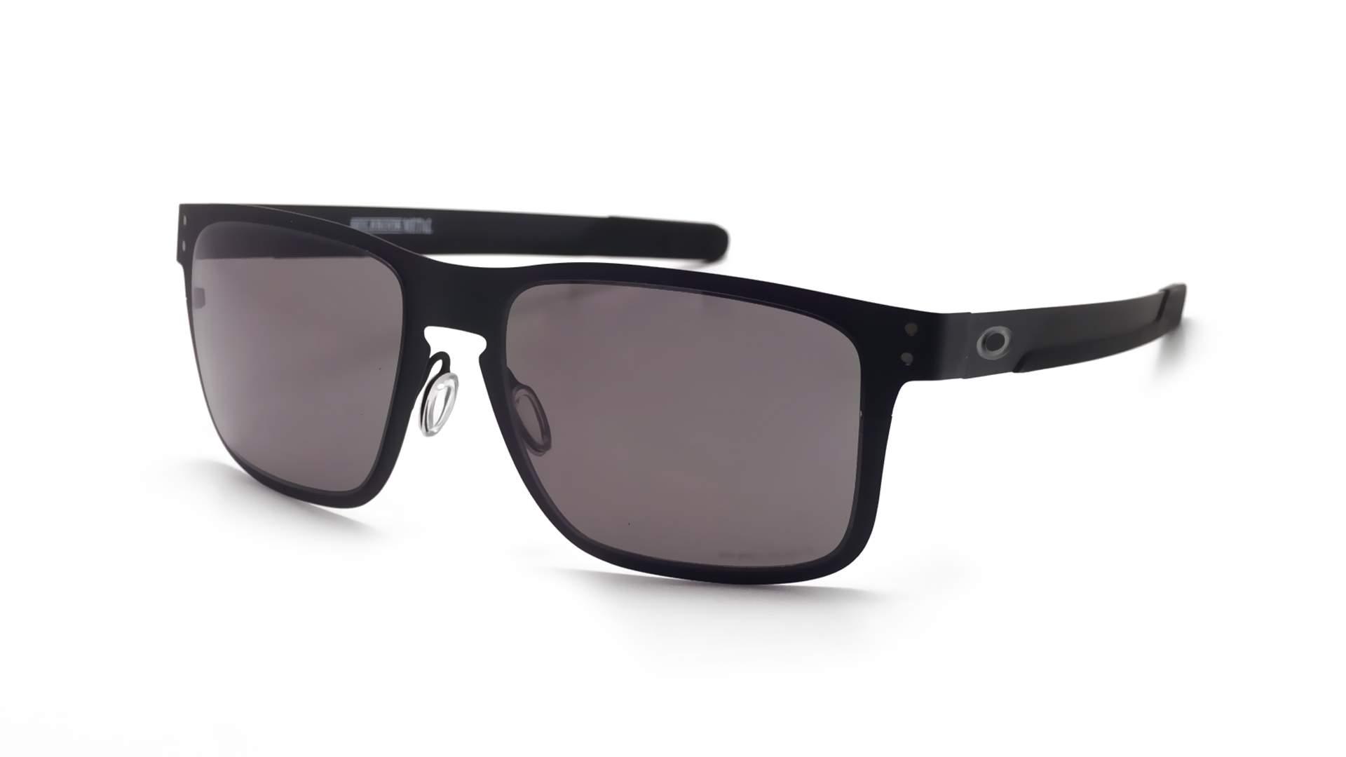 08a440e12796d Sunglasses Oakley Holbrook Metal Black Matte Prizm OO4123 11 55-18 Medium